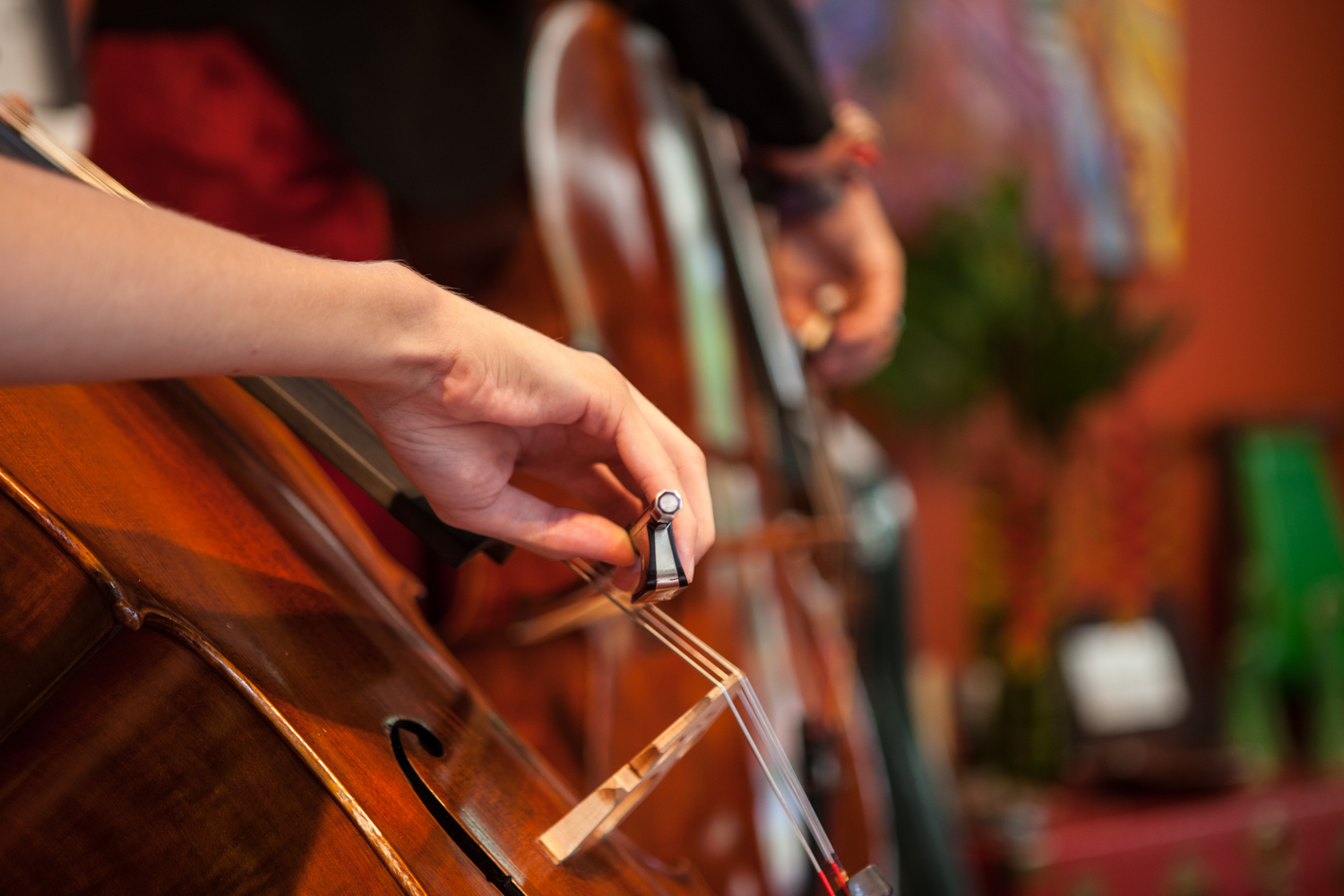 Adult Cello Ensemble