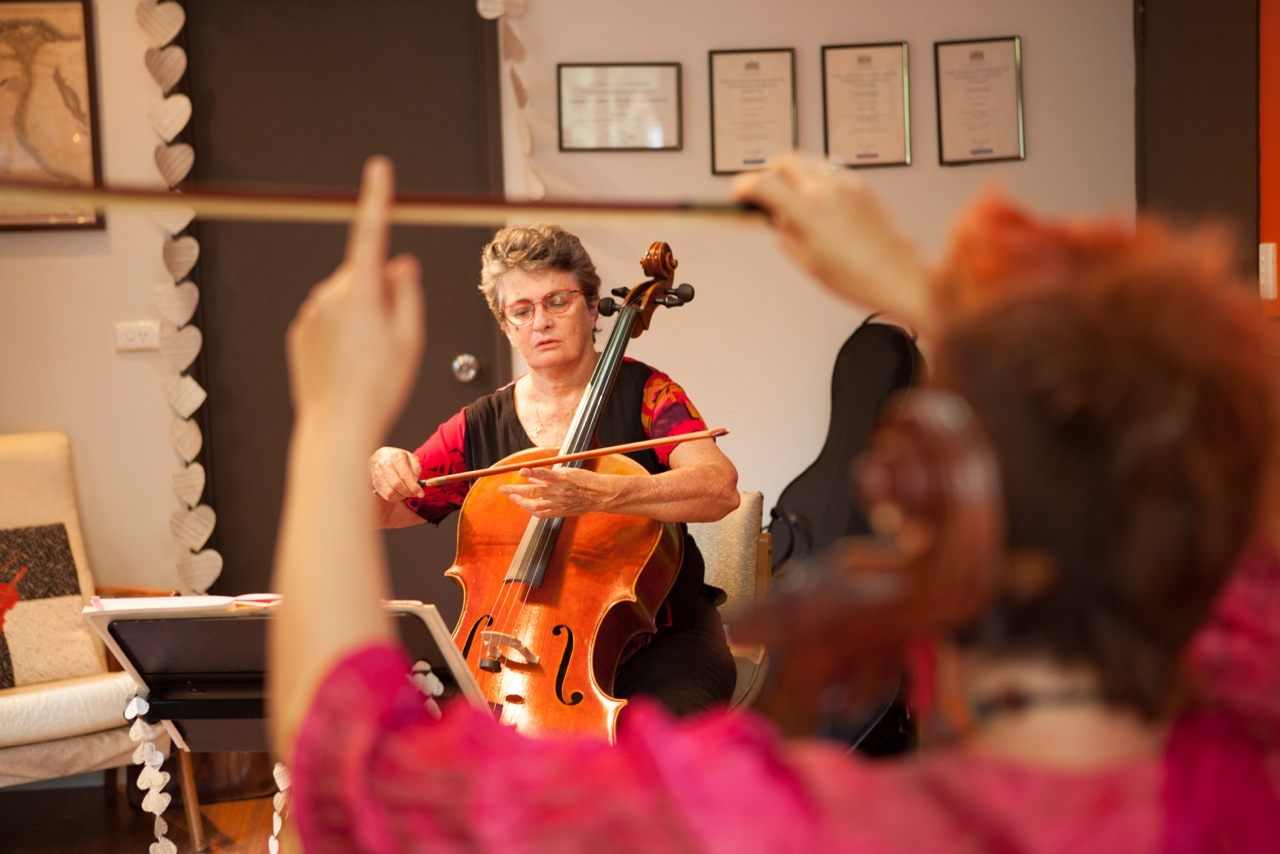 Adult Beginner Cello Classes