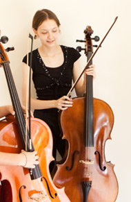 Cello Students