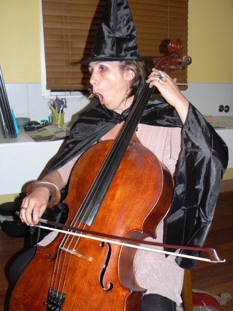 Spooky Music for Strings with Louise King