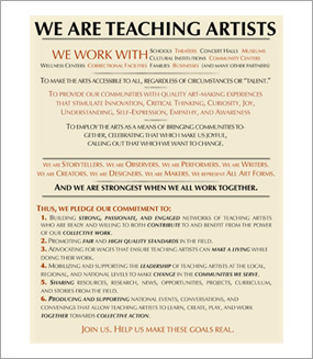 TeachingArtists