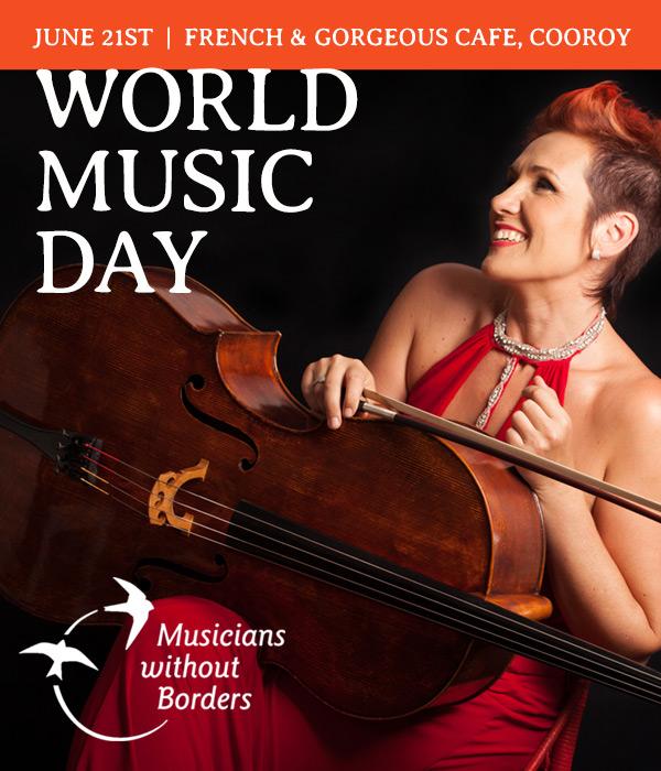 World Music Day Benefit Concert
